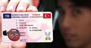 turkiyede ehliyetler degisiyor